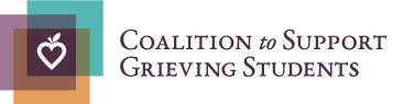 Scholastic Grieving Students logo